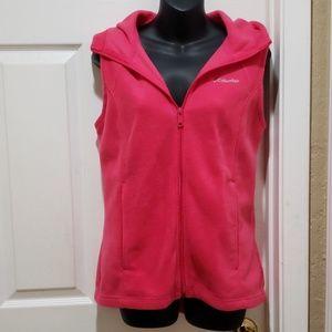 Sleeveless Fleece vest